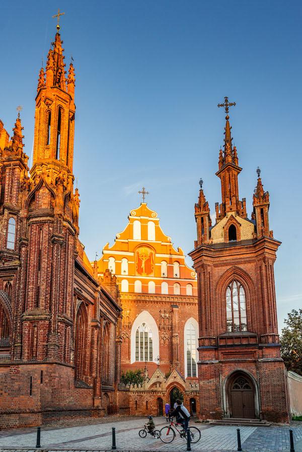 St. Anna in Vilnius