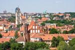 Stadtansicht Vilnius