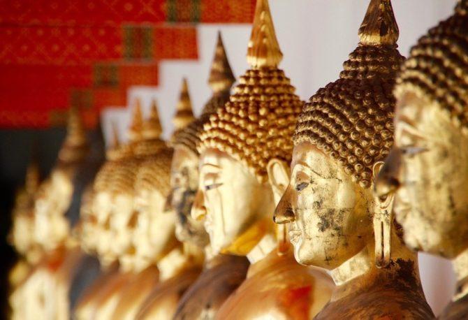 Tempel in Thailand